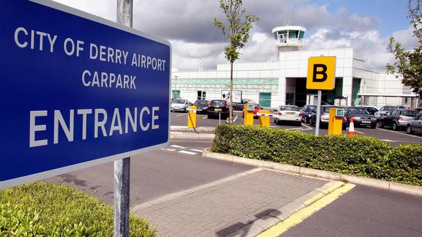 City of Derry Airport's future was dealt a heavy blow with Ryanair's decision to cut its services to London Stansted and Faro