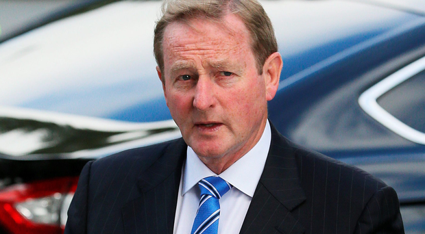 Taoiseach Enda Kenny has bowed to pressure and announced a probe
