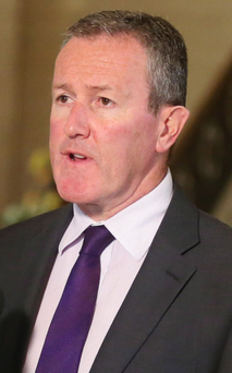 Sinn Fein's Conor Murphy has said there is the 'possibility of a break down of the institutions'