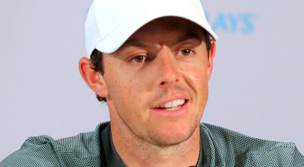 Withdrawal: Rory McIlroy