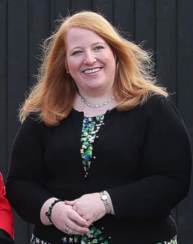 Transparency: Naomi Long