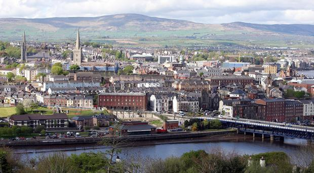 Urban Villages will be created in the Bogside, Fountain and Bishop Street in Derry