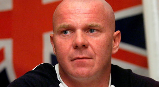 Assassination bid: Johnny Adair