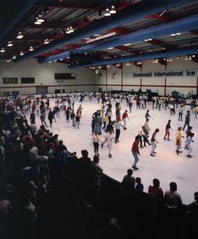 The Dundonald centre's project was put on ice two years ago