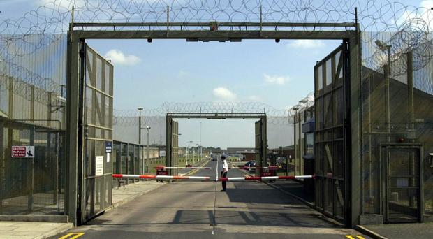Sean Lynch injured himself at high-security Maghaberry Prison in Co Antrim in June 2014