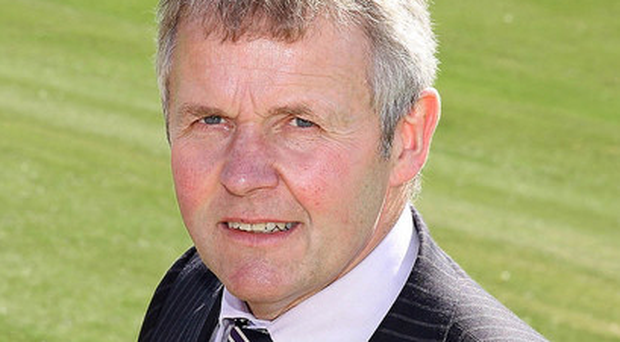 Ulster Farmers Union president Barclay Bell