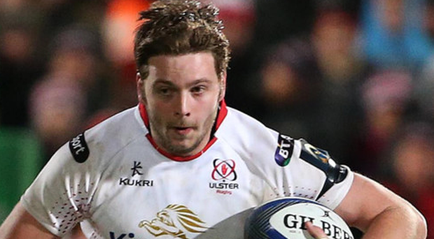 Ulster Rugby's Iain Henderson