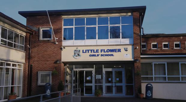 Little Flower Girls' School in north Belfast