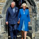 Prince of Wales and the Duchess