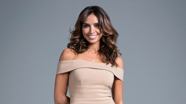 Christine Bleakley who will star in Give My Head Peace