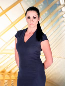 Grainne McCoy from Newry is one of the candidates in this year's The Apprentice