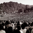 The crowd at Slane in 1985