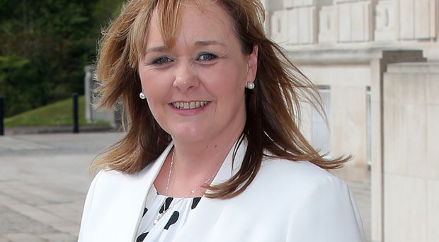 The DUP's Agriculture, Environment and Rural Affairs Minister Michelle McIlveen