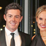 Rory McIlroy and his fiancee Erica Stoll