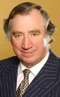 Lord Ballyedmond died in the helicopter crash