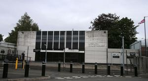 The man appeared at Lisburn Magistrates' Court