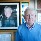 Sean T Hughes, a former captain of Dungannon Golf Club