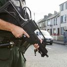 A man has been shot in the legs in Belfast, the PSNI said
