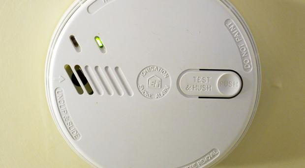 Testing your smoke alarm is one of the fire safety basics