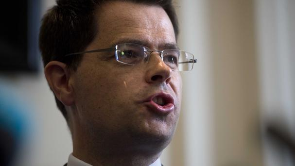 Northern Ireland Secretary James Brokenshire will promise to protect the province's interests when he addresses the Tory party conference