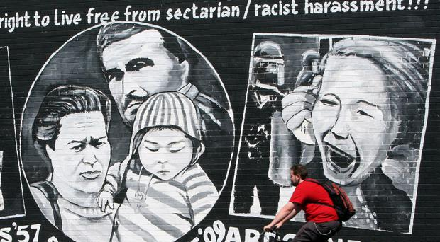 There are fewer legal protections against racial discrimination in Northern Ireland than the rest of the UK, experts say
