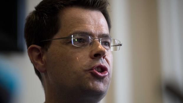 Northern Ireland Secretary James Brokenshire promised to protect the province's interests