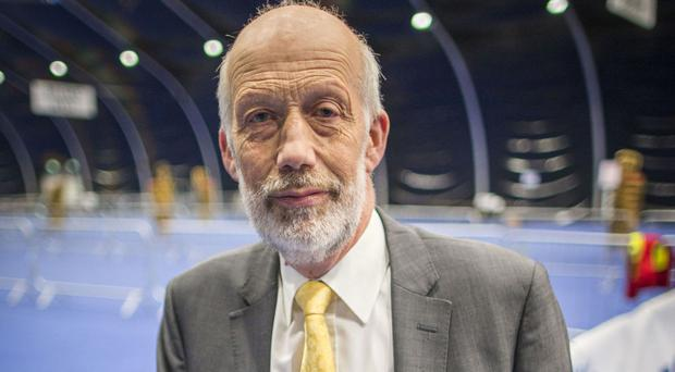 David Ford is stepping down as Alliance Party leader