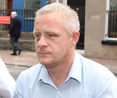 Raymond Johnston stabbed his brother to death in 2012