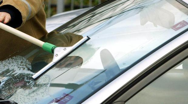 Young men with minor convictions have been washing pensioners' and blue badge holders' cars in a scheme from the PBNI