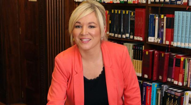 Michelle O'Neill says she will bring forward recommendations on abortion laws within days