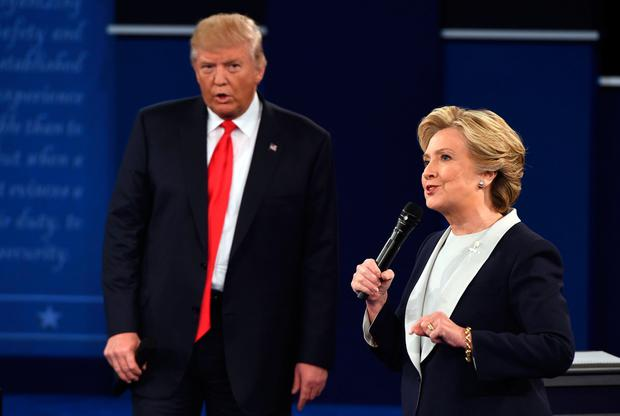 Donald's lewd talk gives Hillary the edge in polls