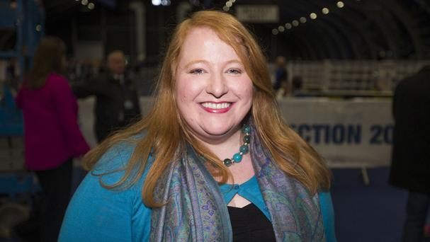 Naomi Long said it was time for parties in Northern Ireland to come clean about who funds them