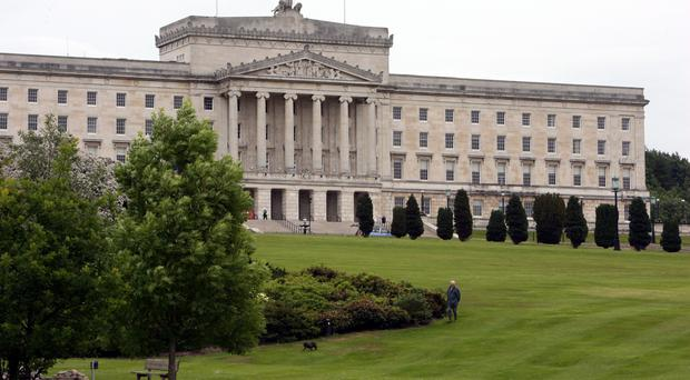 MLAs were debating the administration's plans to stamp out hate crimes in Northern Ireland