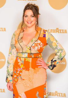 Singer and commentator Charlotte Church