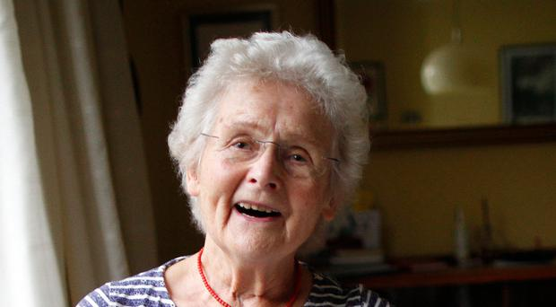 Dorothy Cooper was shocked to receive a phone call from the office of Prime Minister Theresa May