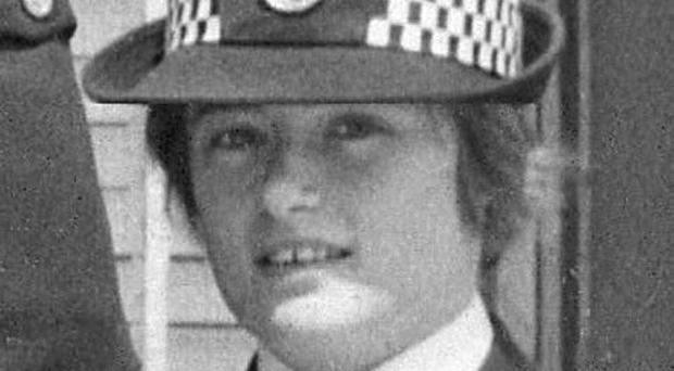 Tragic police officer Yvonne Fletcher