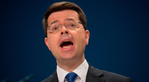 On request: James Brokenshire
