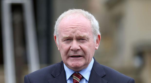 Deputy First Minister Martin McGuinness said schemes underpinned by Executive money were of immense value to local communities