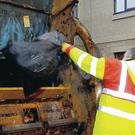 Belfast's Lord Mayor has vented his anger after ratepayers rubbished the council's handling of changes to the city's bin collections. File image
