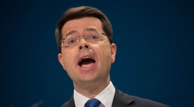 James Brokenshire is