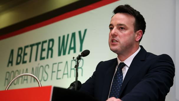 Colum Eastwood is to address the UUP conference in Belfast