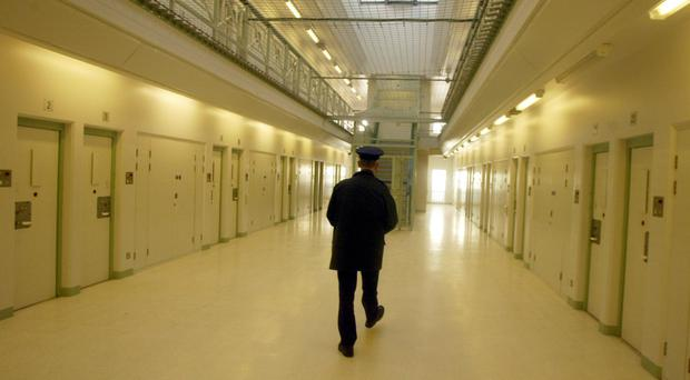 Republican inmates have complained of dehumanising practices in the high-security Co Antrim jail