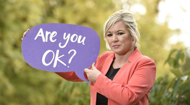 Michelle O'Neill said consensus on the need for a major overhaul had presented the opportunity for a