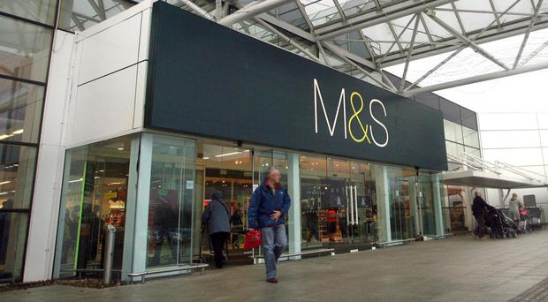 Shopping centre owner Intu, which owns Sprucefield Retail Park, sees a 4% growth