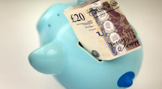 A survey of 2,000 people with a savings account found people typically have £16,460 put away