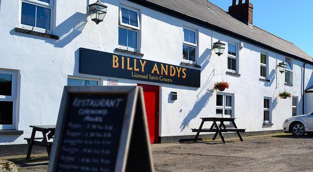 Billy Andys