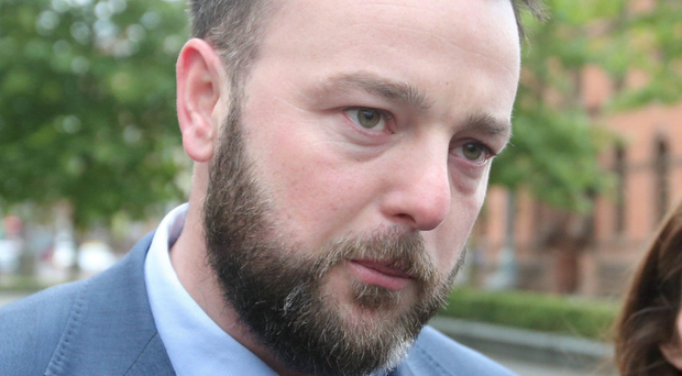 Protection: SDLP leader Colum Eastwood