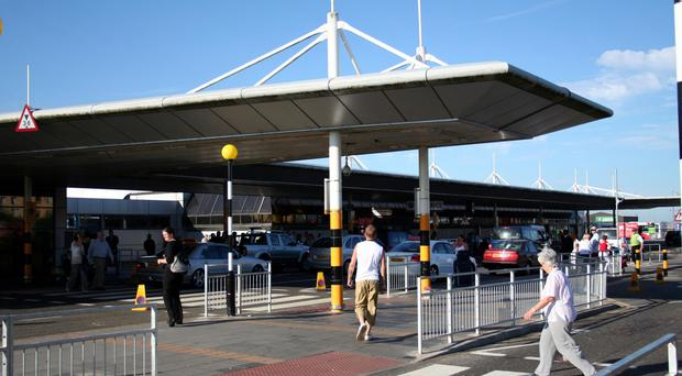 Belfast International Airport blamed the European Commission for blocking a financial assistance package mainly coming from Stormont