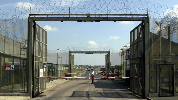 A remand inmate died at Maghaberry Prison