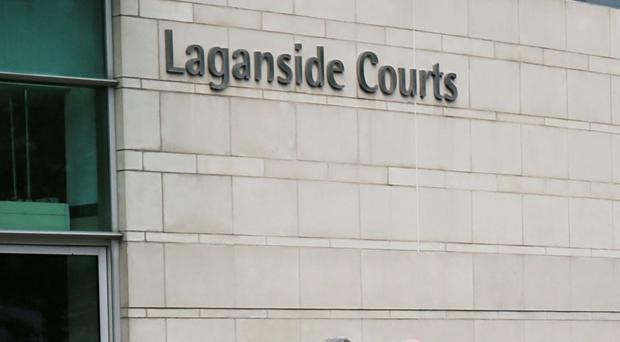 Gary Haggarty appeared before a judge at Belfast Magistrates' Court